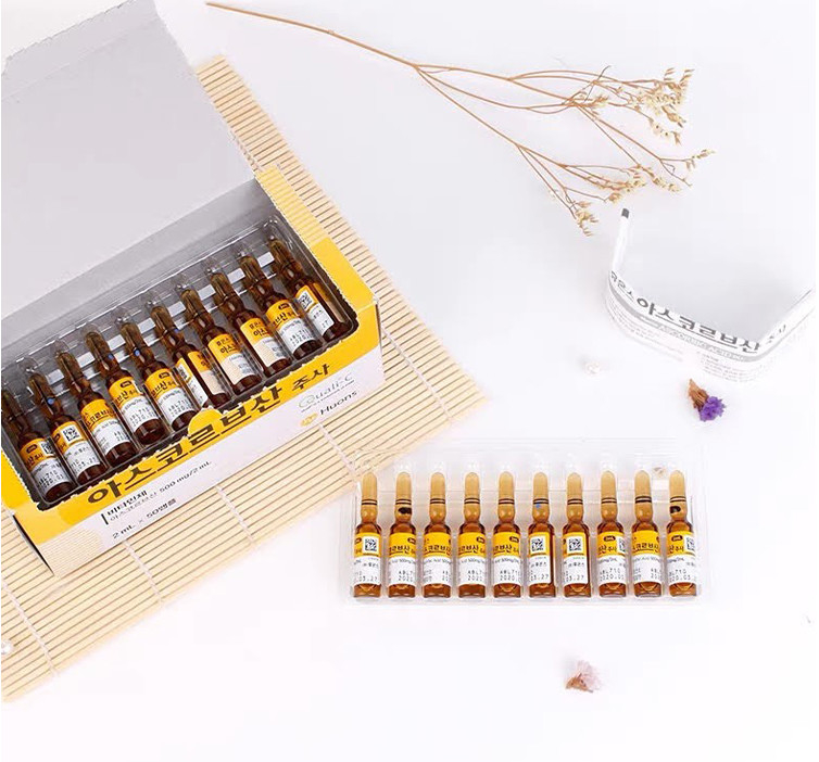 Huons Vitamin C Injection Serum Ampoule Skin Whitening