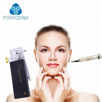 China Safety 1ml HA Injectable Fillers For The Face , Hyaluronic Acid Dermal Fillers factory