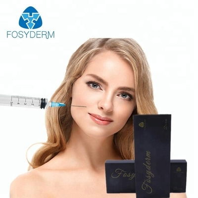 China Pure Hyaluronic Acid Gel Filler Lidocaine for Nose Enhancement Injection 1ml factory