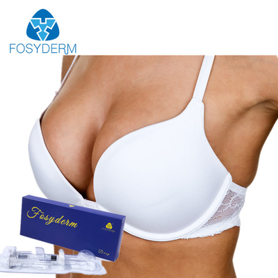 China Eco Friendly Hyaluronic Acid Breast Filler , Dermal Filler Injections For Bigger Breasts factory