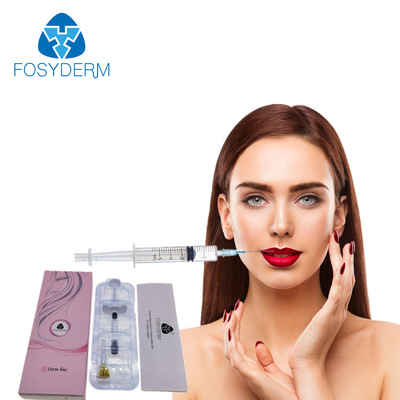 China Derm Line Dermal Filler Injection Hyaluronic Acid Syringe factory