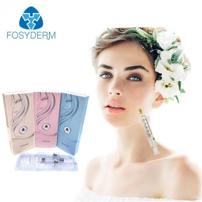 1ml Fosyderm Face Medical Sodium Hyaluronate Gel / Skin Injectable Dermal Filler